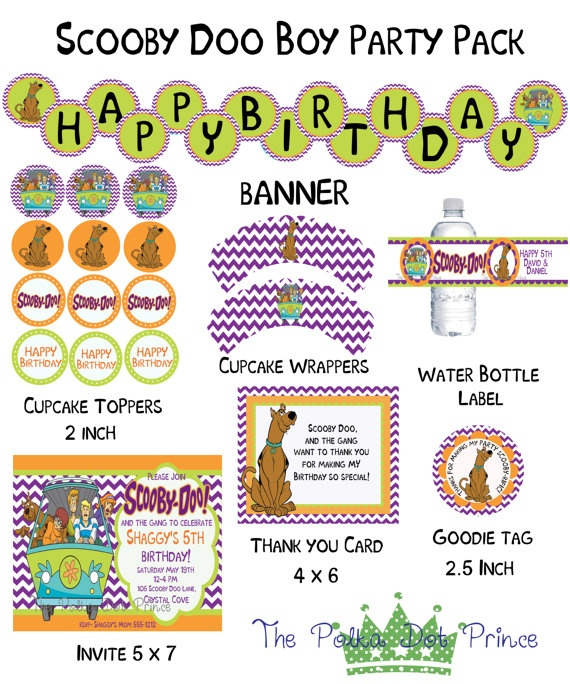115 best Scooby Doo birthday party ideas images on Pinterest