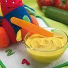 Puré de coliflor y zanahoria