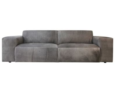 Marconi 3 Seater Sofa (Graphite)