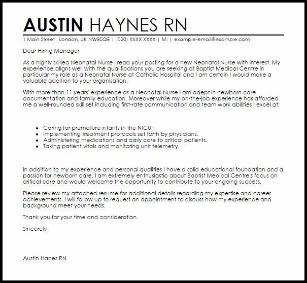 Registered Nurse Resignation Letter Awesome Rn Resignation Letter Cover Letter Sample Cover Letter For Resume Resignation Letter