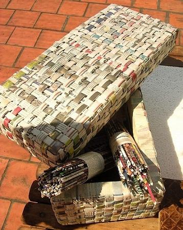 Econotas.com: 10 Ideas para Reciclar Papel, Accesorios Ecoresponsables