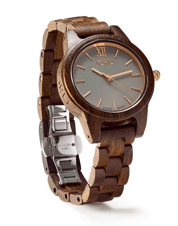 Shop our complete collection of mens and womens wood watches for him and her.  JORD is a premium designer of hand-crafted wooden watches for ladies and men.  Unique, classic & stylish…April Dasher