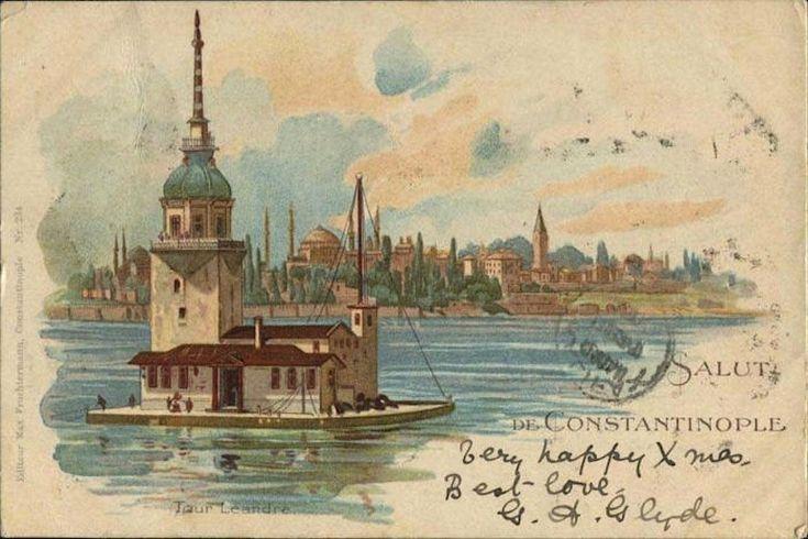 souvenir de constantinople | istanbul travelogue
