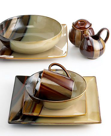Sango Dinnerware, Avanti Collection #Macy's