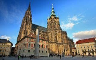 A weekend break in... Prague