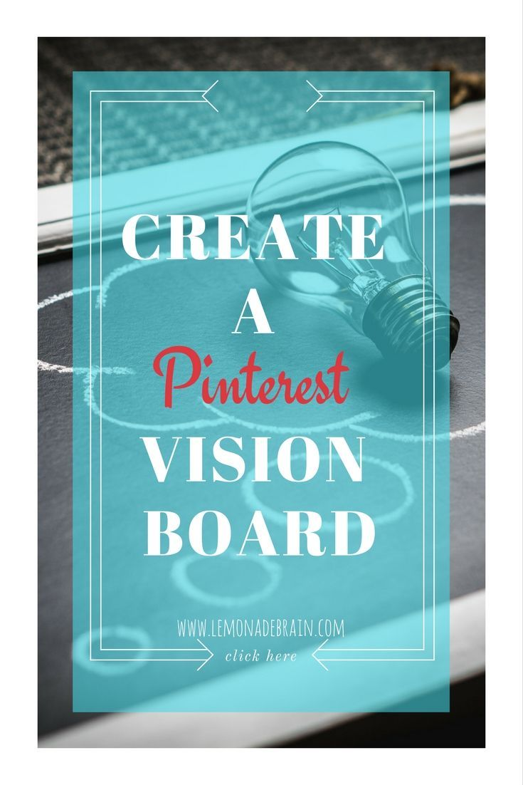 Vision Board on Pinterest: The benefits and how to create one! I'm a big believer in surrounding myself with positivity. This girl's a big believer in Visualization + Action = Manifestation, and I've found that the best way to get my brain in a positive, manifesting mindset is to surround myself with images of what I'm working