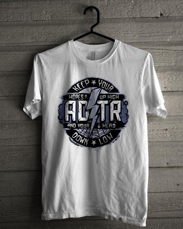 ADTR Keep Your Hopes Shirt | T-shirt Tees Tshirt Tanktop