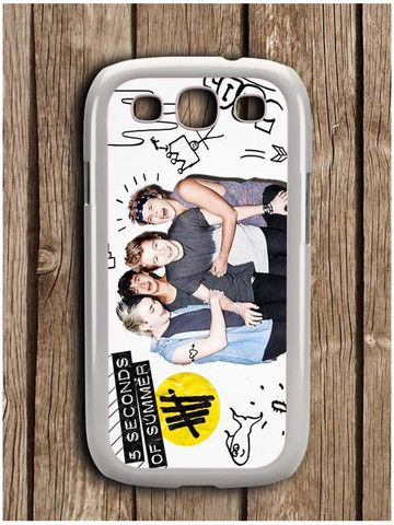 5seconds Of Summer Stereo Samsung Galaxy S3 Case