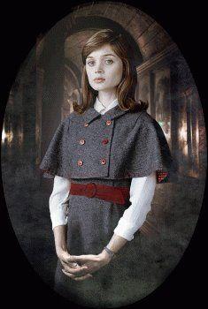 Bella Heathcote (Victoria Winters from Dark Shadows)