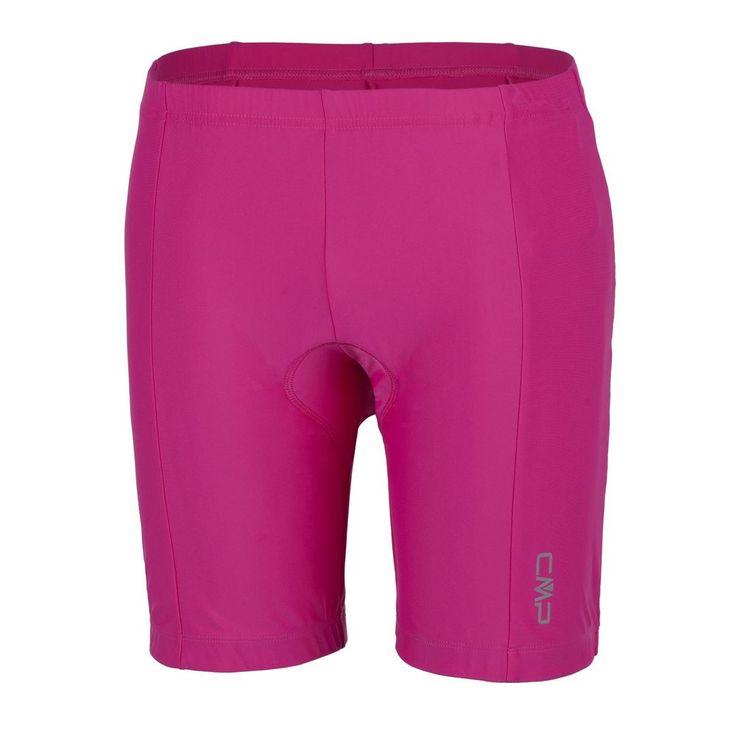 WOMAN BIKE SHORT PANT, Abbigliamento sportivo uomo CMP Campagnolo