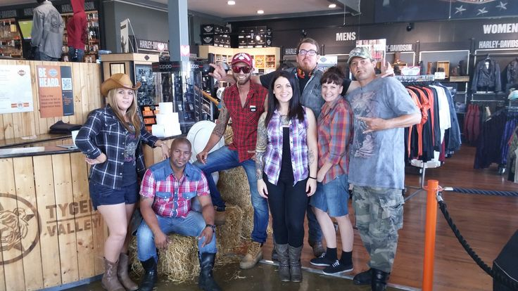 Hillbilly BBQ Party!