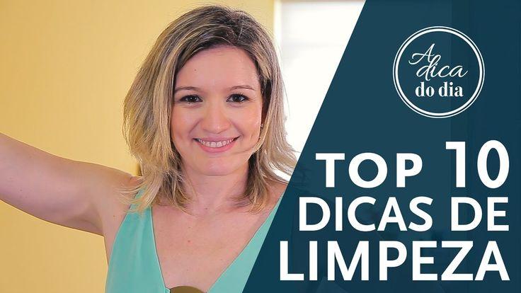 TOP 10 DICAS DE LIMPEZA | A DICA DO DIA COM FLÁVIA FERRARI