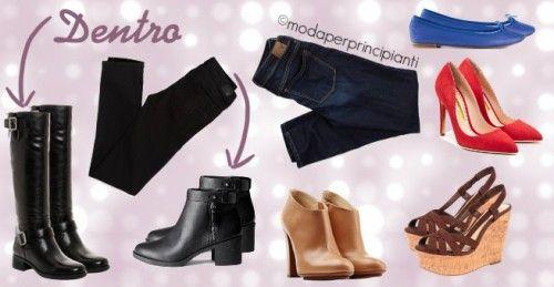 Abbinare i Pantaloni Skinny per la Donna a Pera