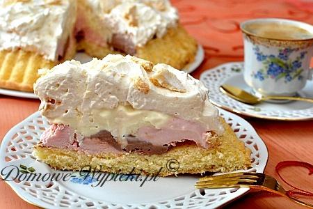 ciasto- deser lodowy