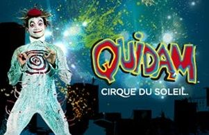 Cirque du Soleil's Quidam in Houston: Save 25-50% March 6-10 + $15 Off Order with Promo Code