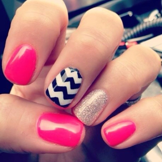 49 best nails images on pinterest nail scissors nail 12 amazing diy nail art designs using scotch tape prinsesfo Images