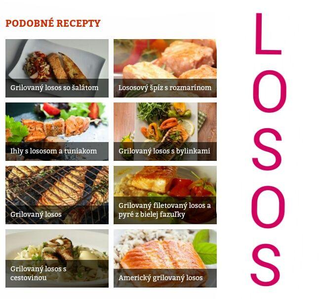 Losos * viac receptov tu http://dobruchut.azet.sk/recept/26932/grilovany-losos/
