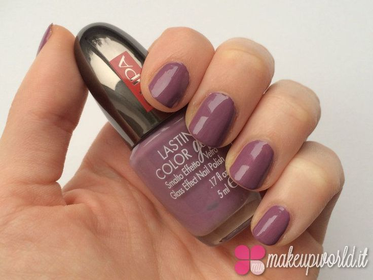 Lasting Color Gel 143 - Urban Mauve