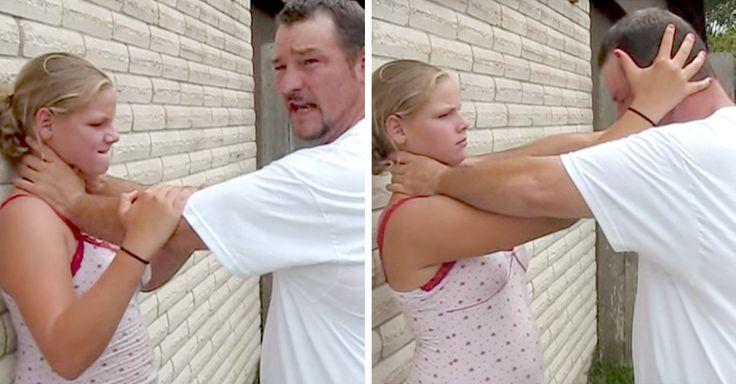 No está de más conocer algunas técnicas de autodefensa. Aquí te decimos un sencillo truco para liberarte si alguien intentara ahorcarte,  puede salvar tu vida.