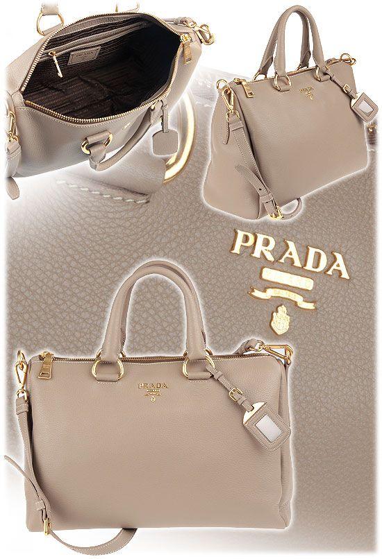 PRADA bag - leather