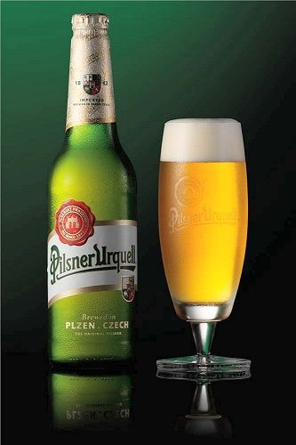 Weekly Beer Review #11: Pilsner Urquell | ChewTheDirt