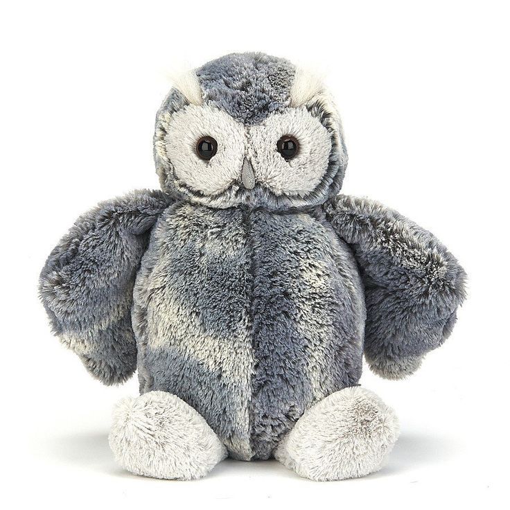 Oak Owl - Toy - Baby Belle