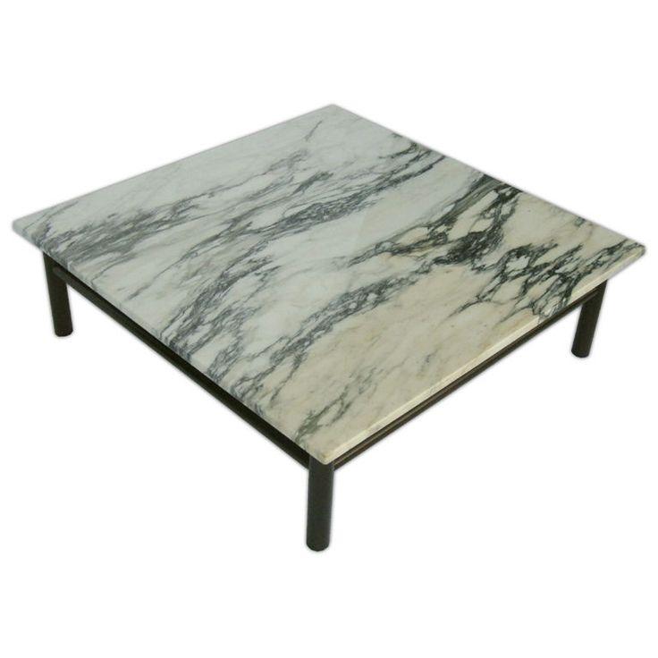 Awan Marble Top Coffee Table