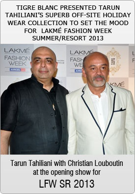 All about - Lakme Fashion Week 2013