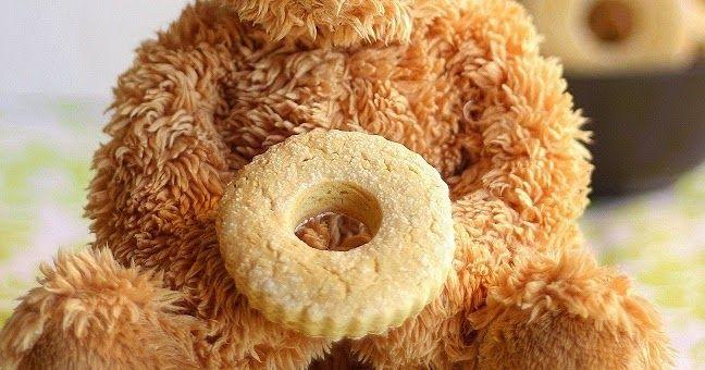 Fonduephoto: L'orso Benny e i suoi biscotti senza latte!