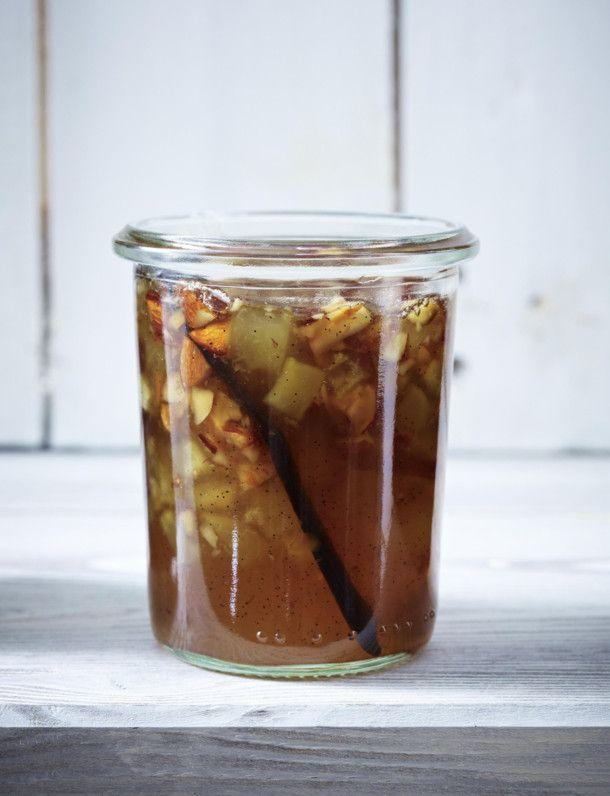 Unser beliebtes Rezept für Bratapfelkonfitüre und mehr als 55.000 weitere kostenlose Rezepte auf LECKER.de.