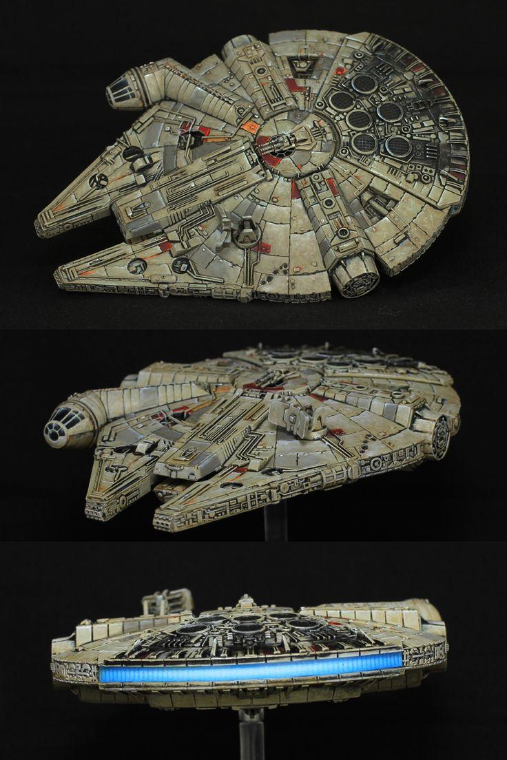 Millennium Falcon                                                                                                                                                     More