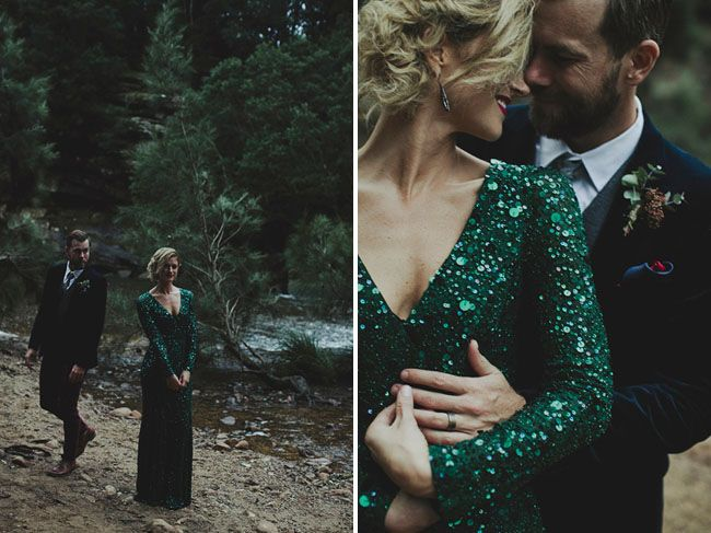 Best 25 Emerald green wedding dress ideas only on Pinterest