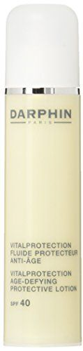 Masks & Exfoliators by Darphin Vitalprotection Age-Defying Protective Lotion SPF40 50ml - http://best-anti-aging-products.co.uk/product/masks-exfoliators-by-darphin-vitalprotection-age-defying-protective-lotion-spf40-50ml/