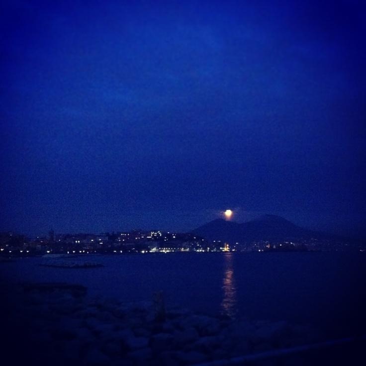 Naples, days ago.
