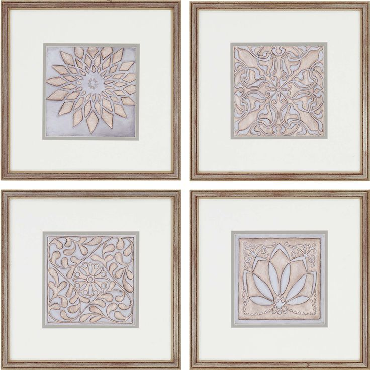 Paragon filigree pk 4 metal wallsmetal wall artbedroom