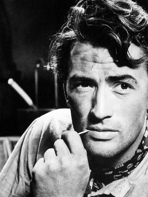 Gregory Peck (April 5, 1916 - June 12, 2003). S):