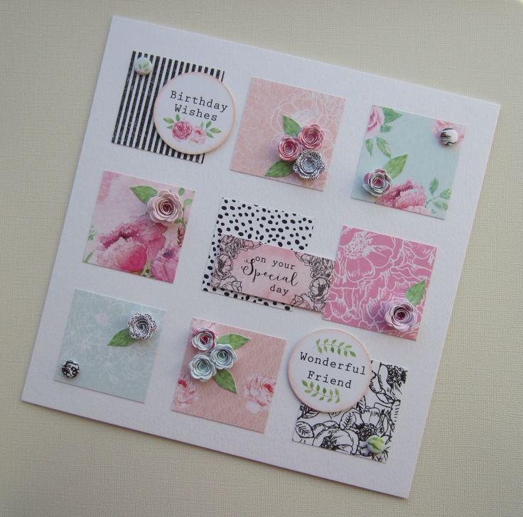 Image result for craftwork cards made embossed floral frames