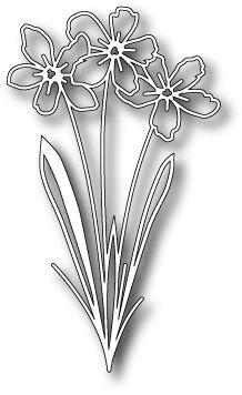 Memory Box Joyful Bouquet Die (98856)