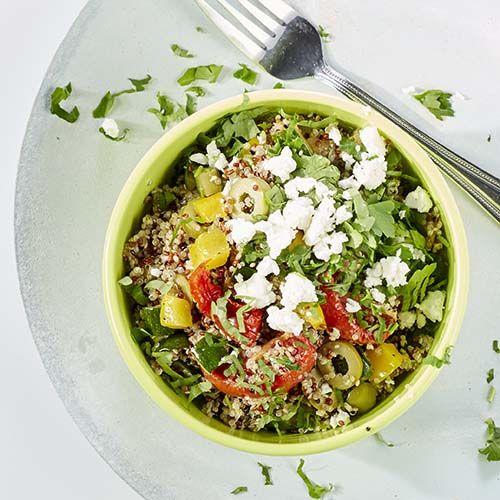Quinoaslaatje met feta | Colruyt