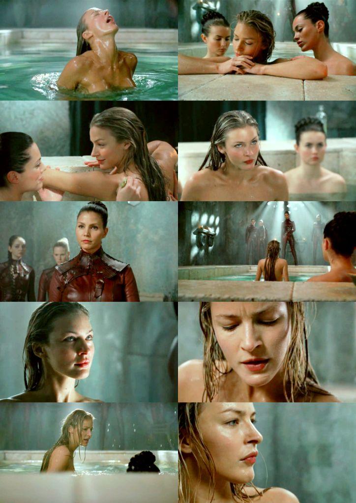 Legend of the seeker cara bath