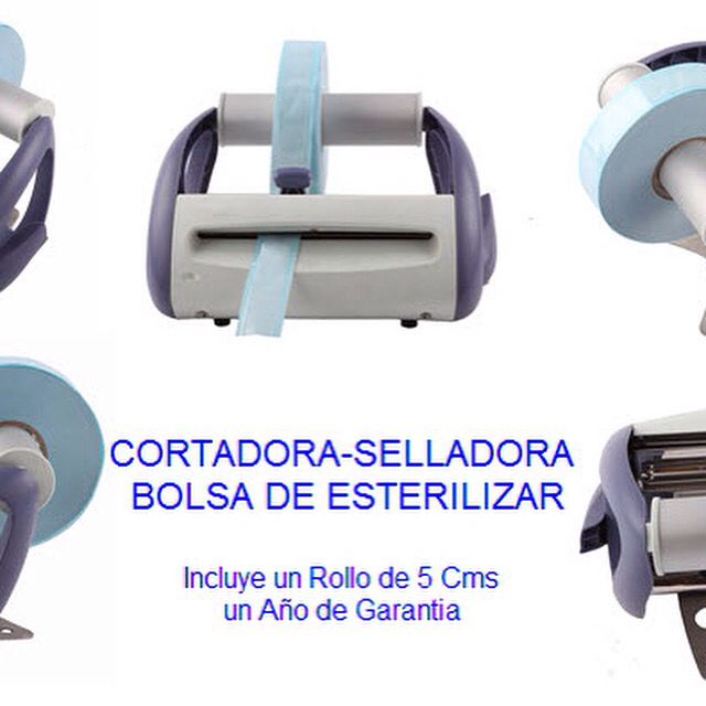 Se puede colgar a la Pared ahorro de espacio Cortadora y Selladora Bolsas de Esterilizar, Por Solo $ 1.139.000, No deje Pasar esta Oportunidad Cel: 3143834784-3202276933 Whatsapp: 3143834784 www.insumosdentales.com, Envios nivel Nacional Bogota-Colombia  Descripción - Maquina Selladora y Cortadora - Selladora Termica de Pulso - Confortable Cubierta Plastica - Barra de Calor y Termostato Automatico de Larga Vida - Alarma Automatica Cuando se opera mal o hay piezas rotas