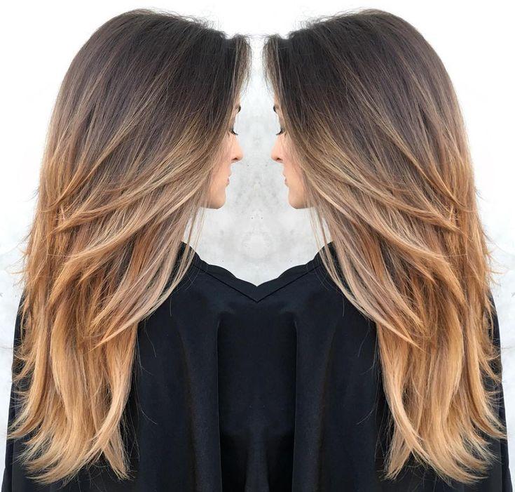 Fall(ing) hard for this hair on @nicoletravolta by #901artist @riawnacapri  #ninezeroone #901girl by ninezeroone
