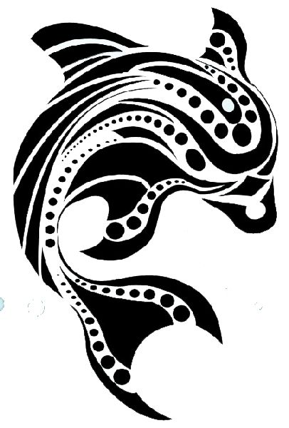 best 25 tribal dolphin tattoo ideas on pinterest dolphins tattoo tribal drawings and turtle. Black Bedroom Furniture Sets. Home Design Ideas