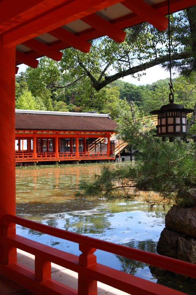 Itsukushima Shrine, Hiroshima, Japan
