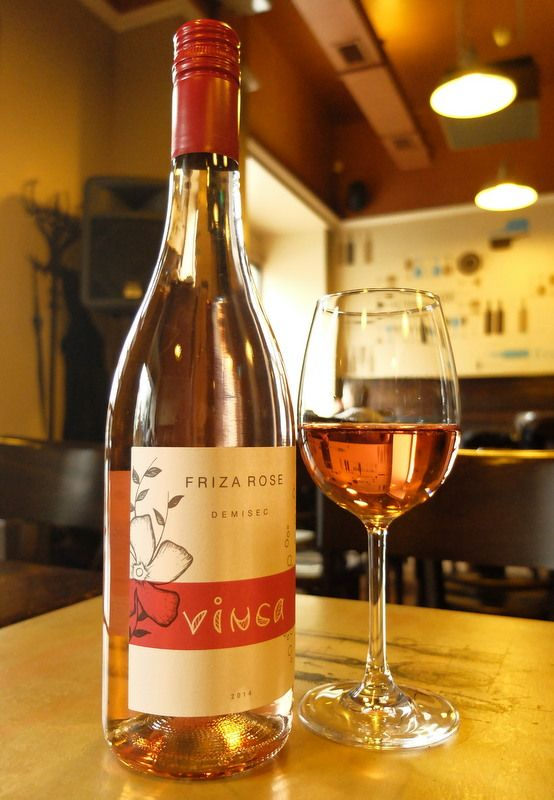 Spring in the bottle!   We force the spring with the mildly, naturally sparkling Friza 2014 made by Vinca Wines.  corsocluj#vinca#wines#