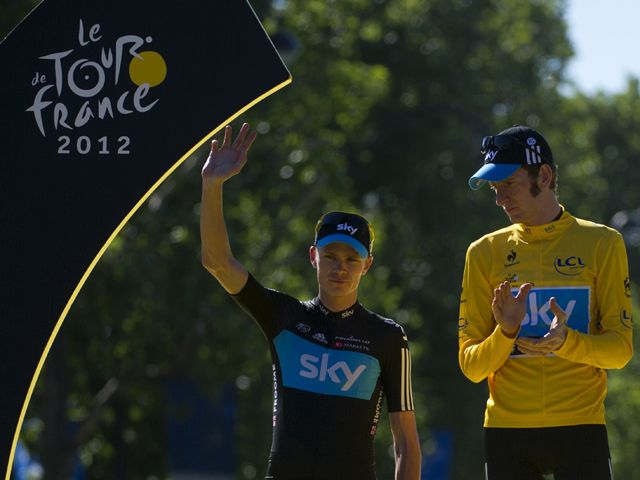 Chris Froome, Sir Bradley Wiggins medical records leaked by 'Russian hackers'