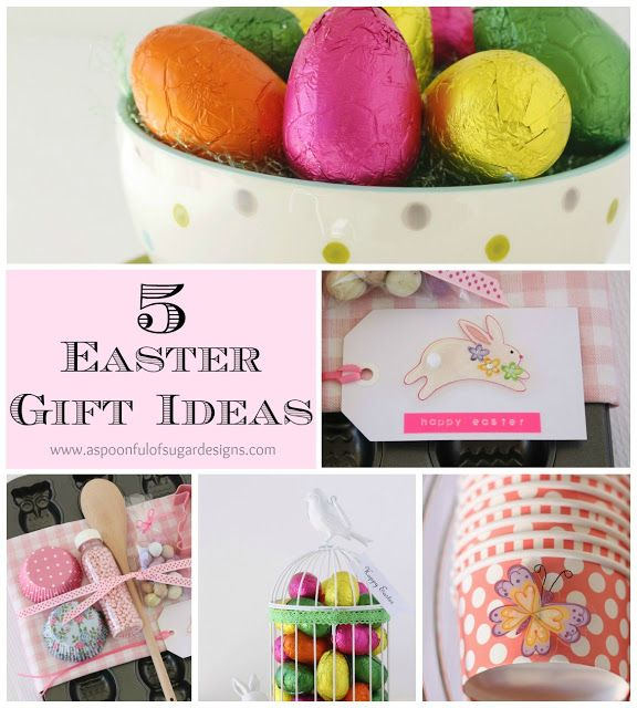 20 best easter gifts for adults images on pinterest easter gift easter gift ideas a spoonful of sugar negle Gallery