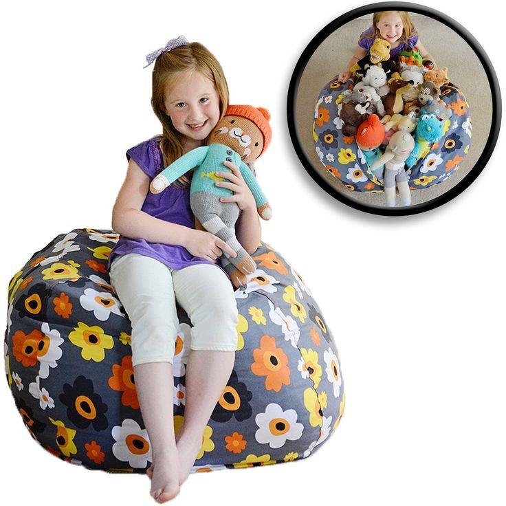 Extra large stuff n sit stuffed animal
