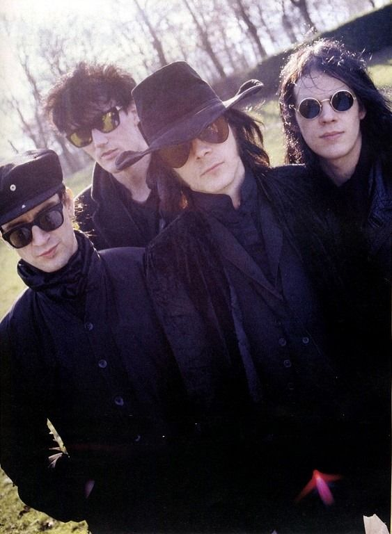 The Sisters Of Mercy by Tony Mottram, 1984
