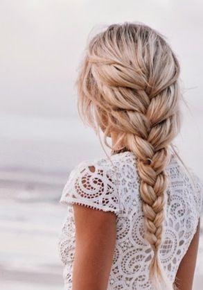 Lovely Loose Braid ♡